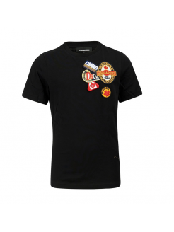DSQUARED2 T-SHIRT PATCHES...