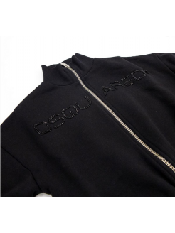 DSQUARED2 SWEATSHIRT ZIPPER...