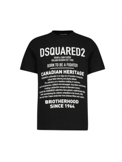 DSQUARED2 T-SHIRT ICON...