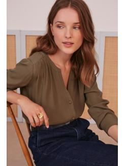 DES PETITS HAUTS blouse...