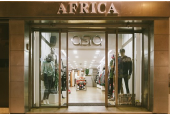 Àfrica, tienda de ropa multimarca